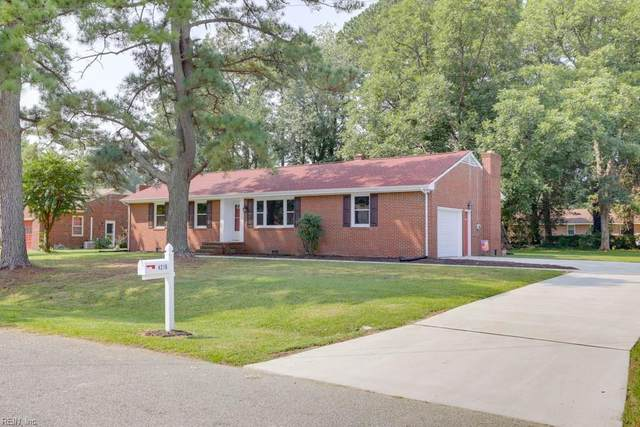 4216 Summerset Dr, Portsmouth, VA 23703 (#10400931) :: Berkshire Hathaway HomeServices Towne Realty