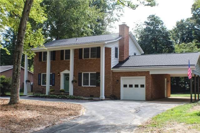 105 National Ln, York County, VA 23185 (#10400941) :: Atkinson Realty