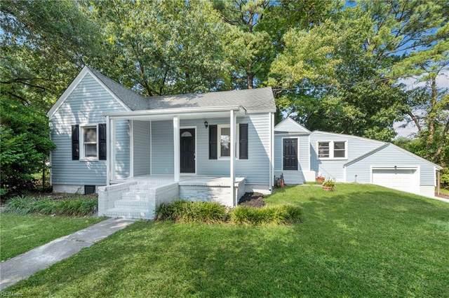 3722 Orange St, Norfolk, VA 23513 (#10400943) :: The Kris Weaver Real Estate Team