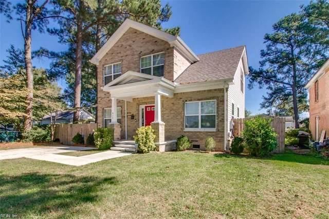 911 Augusta Ave, Portsmouth, VA 23707 (#10400985) :: The Kris Weaver Real Estate Team