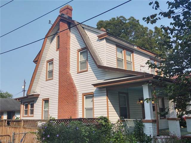 813 Marshall St, Hampton, VA 23669 (#10400995) :: Verian Realty
