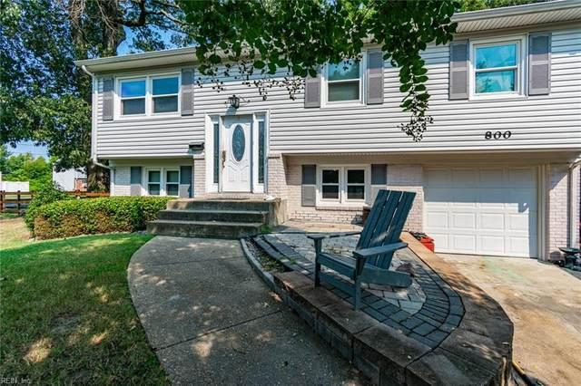800 Holly Hedge Ave, Virginia Beach, VA 23452 (MLS #10401000) :: AtCoastal Realty