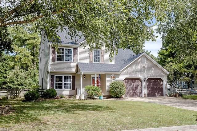 205 Harbor Watch Pl, Newport News, VA 23606 (#10401008) :: Team L'Hoste Real Estate
