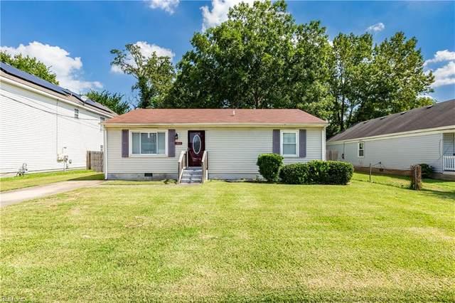 1412 Oliver Ave, Chesapeake, VA 23324 (#10401014) :: Team L'Hoste Real Estate