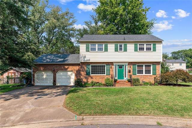 504 White Hall Cir, Hampton, VA 23669 (#10401015) :: The Kris Weaver Real Estate Team