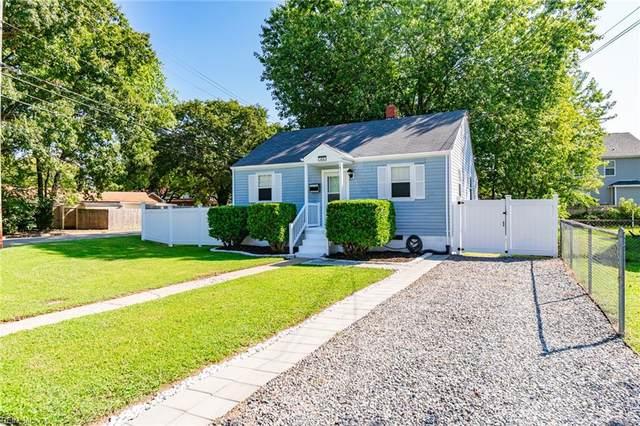 414 Wakefield Ave, Hampton, VA 23661 (#10401020) :: Rocket Real Estate