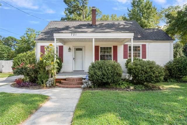 721 Lanier Cres, Portsmouth, VA 23707 (#10401038) :: The Kris Weaver Real Estate Team