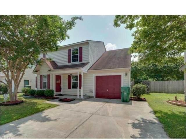 158 Stoney Ridge Ave, Suffolk, VA 23435 (#10401060) :: Atkinson Realty