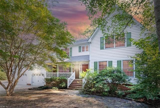 106 Beatties Landing Rd, York County, VA 23692 (#10401080) :: The Kris Weaver Real Estate Team