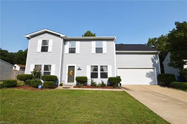 1252 Saul Dr, Chesapeake, VA 23320 (#10401082) :: Austin James Realty LLC