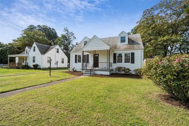 1439 Modoc Ave, Norfolk, VA 23503 (MLS #10401100) :: AtCoastal Realty