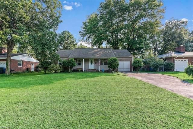 23 Sylvia Ln, Newport News, VA 23602 (#10401125) :: Berkshire Hathaway HomeServices Towne Realty