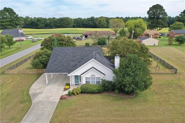 22483 Jons Pl, Southampton County, VA 23851 (#10401131) :: Team L'Hoste Real Estate
