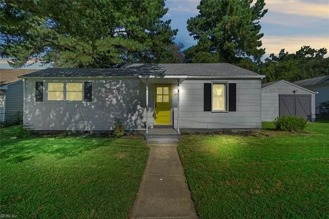 3 Pollux Cir E, Portsmouth, VA 23701 (#10401141) :: The Kris Weaver Real Estate Team