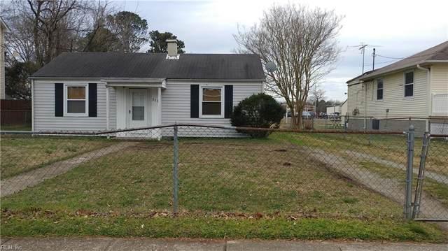 311 Roane Dr, Hampton, VA 23669 (#10401150) :: Atlantic Sotheby's International Realty
