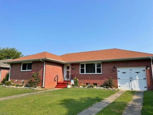 436 Warner Cir, Norfolk, VA 23509 (#10401171) :: Atlantic Sotheby's International Realty