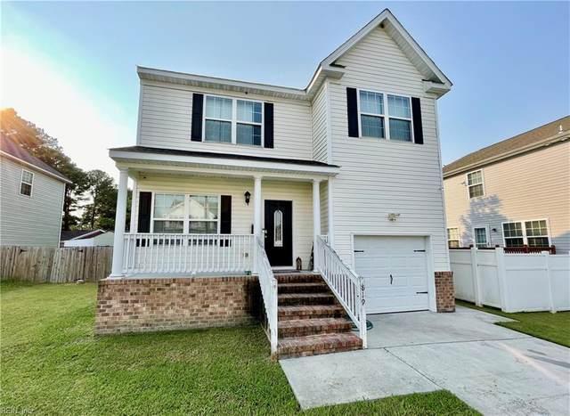 819 Hagan Ave, Norfolk, VA 23502 (#10401179) :: Rocket Real Estate