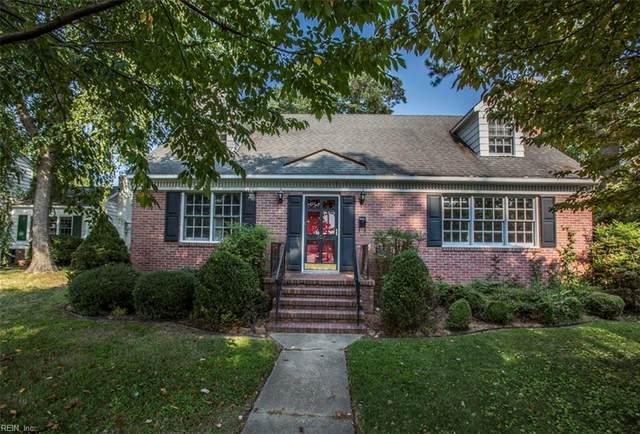 202 Porter Ave, Hampton, VA 23669 (#10401184) :: Verian Realty