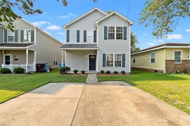 910 Godwin Ave, Chesapeake, VA 23324 (#10401188) :: Atlantic Sotheby's International Realty