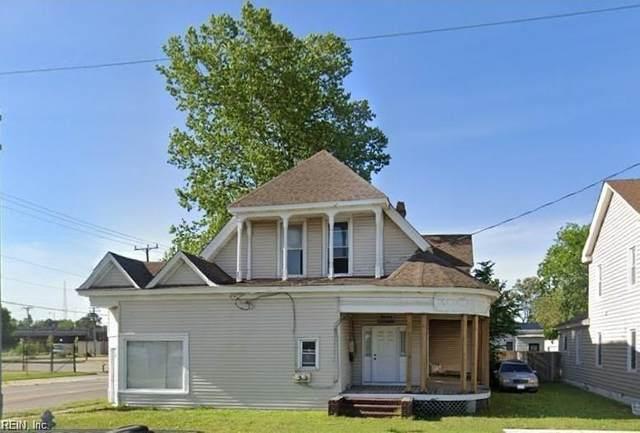 2022 County St, Portsmouth, VA 23704 (#10401192) :: The Kris Weaver Real Estate Team