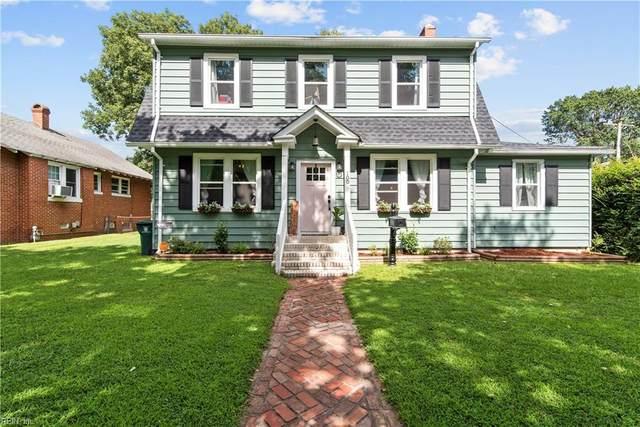 100 Park Ave, Newport News, VA 23607 (#10401195) :: Berkshire Hathaway HomeServices Towne Realty