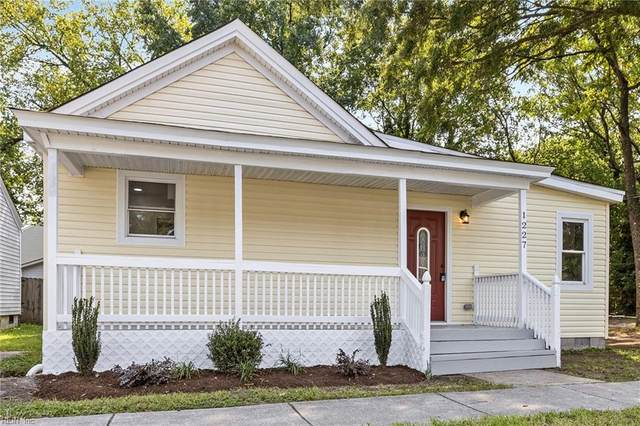 1227 Centre Ave, Portsmouth, VA 23704 (#10401198) :: Berkshire Hathaway HomeServices Towne Realty