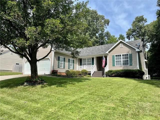 3890 Shenandoah Dr, James City County, VA 23188 (#10401200) :: Berkshire Hathaway HomeServices Towne Realty