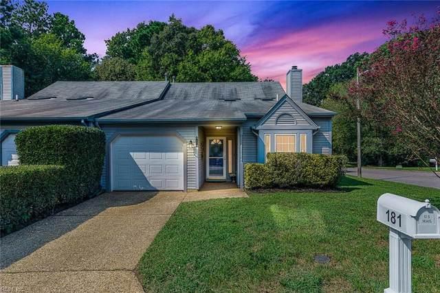 181 Hidden Lake Place, Newport News, VA 23602 (#10401209) :: Avalon Real Estate