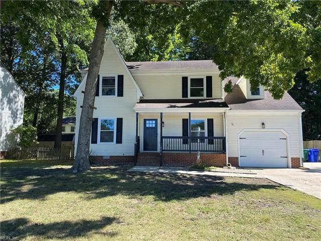 846 Garrow Rd, Newport News, VA 23608 (#10401215) :: Atlantic Sotheby's International Realty