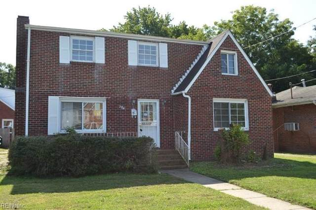 2843 E Princess Anne Rd, Norfolk, VA 23504 (#10401234) :: Austin James Realty LLC