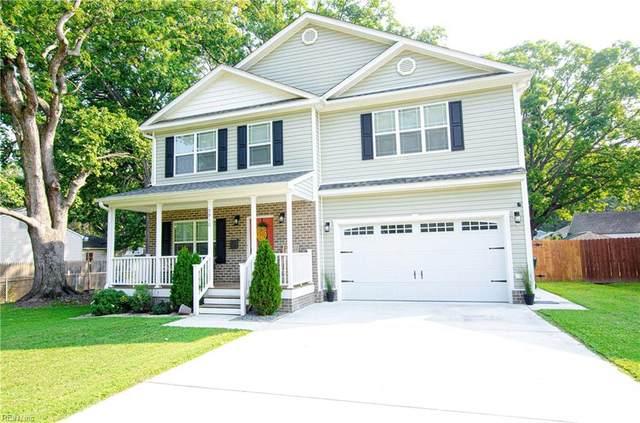 5910 Madison Ave, Newport News, VA 23605 (#10401235) :: Atlantic Sotheby's International Realty