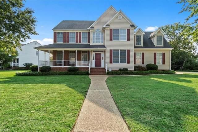 8 Weston Dr, Poquoson, VA 23662 (#10401249) :: Berkshire Hathaway HomeServices Towne Realty