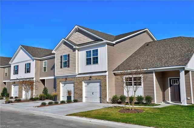 1222 Parkley Dr, Chesapeake, VA 23320 (#10401295) :: Berkshire Hathaway HomeServices Towne Realty
