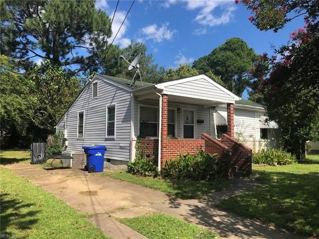 102 Wilson St, Portsmouth, VA 23701 (#10401327) :: Austin James Realty LLC