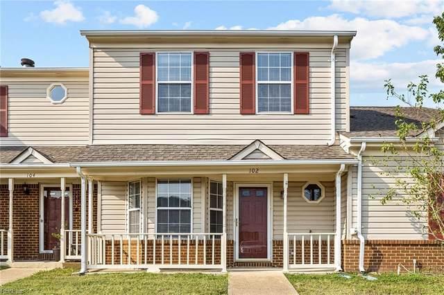 102 Durham Ct, York County, VA 23693 (MLS #10401334) :: AtCoastal Realty