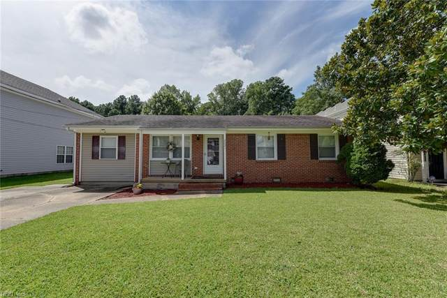 2021 Miller Ave, Chesapeake, VA 23320 (#10401359) :: Austin James Realty LLC