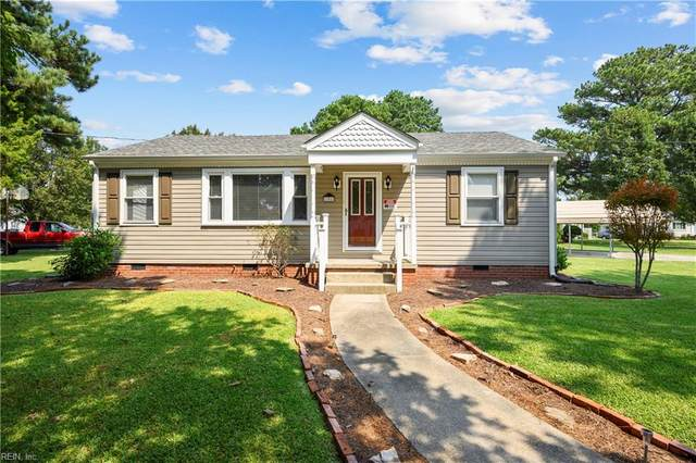 105 Hodges Manor Rd, Portsmouth, VA 23701 (#10401362) :: Berkshire Hathaway HomeServices Towne Realty
