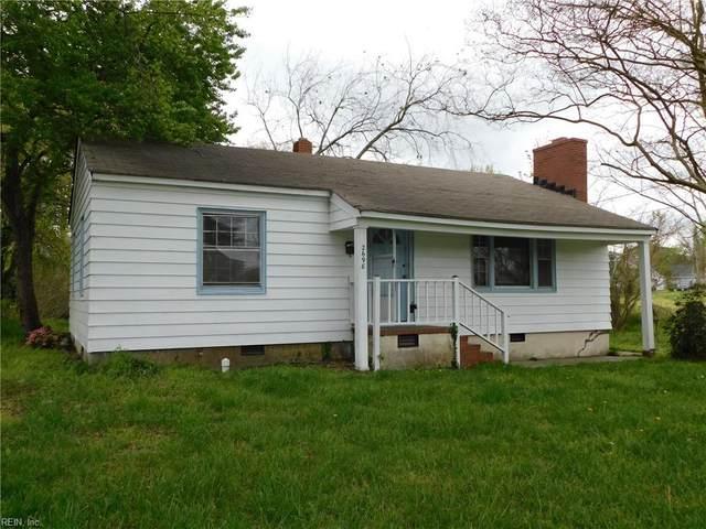 2698 Neal St, Hampton, VA 23661 (#10401373) :: Berkshire Hathaway HomeServices Towne Realty