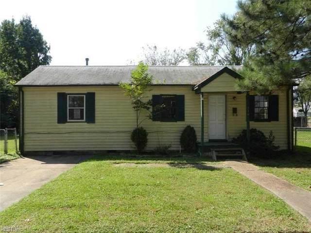 116 Allen Rd, Portsmouth, VA 23702 (#10401381) :: Atkinson Realty