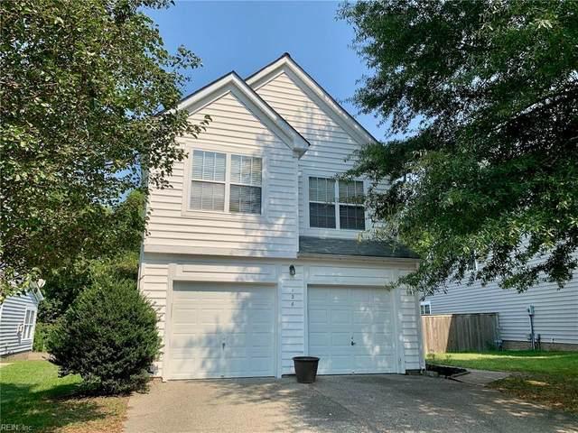 128 Kristin Ct, York County, VA 23692 (#10401383) :: Berkshire Hathaway HomeServices Towne Realty