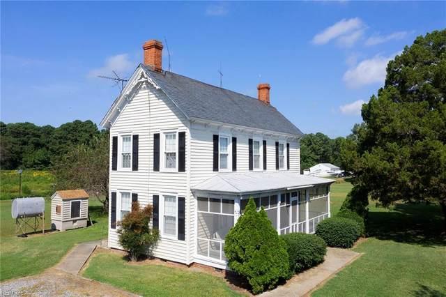 250 Peary Rd, Mathews County, VA 23138 (#10401393) :: Atkinson Realty