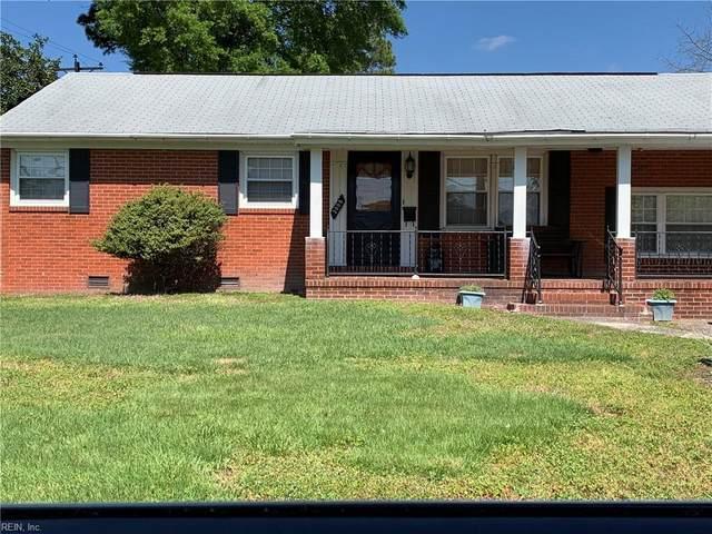 3008 Butternut Dr, Hampton, VA 23666 (#10401405) :: Verian Realty