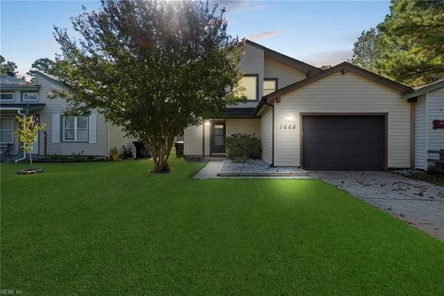 1668 Guthrie St, Virginia Beach, VA 23464 (#10401433) :: Momentum Real Estate