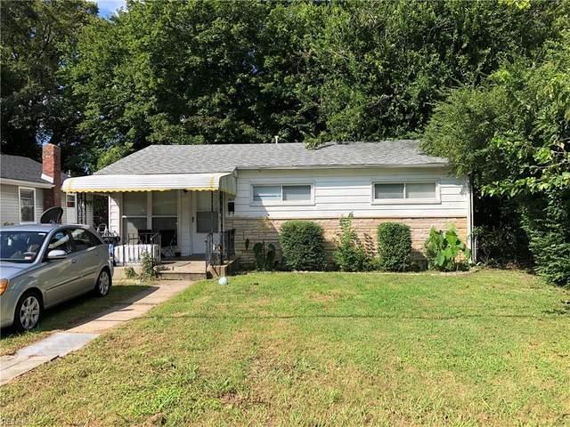 2612 Roanoke Ave, Portsmouth, VA 23704 (#10401439) :: The Kris Weaver Real Estate Team