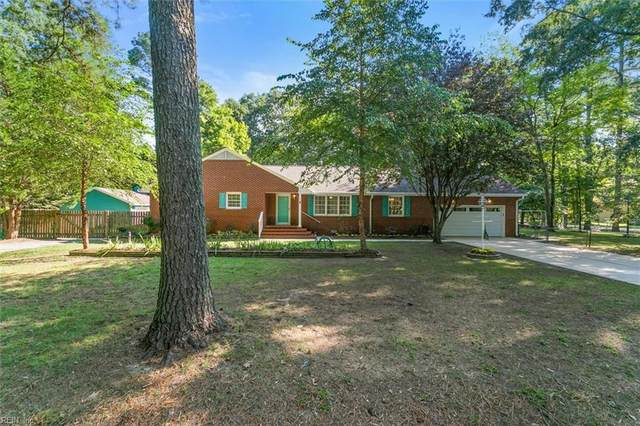 503 Old Dominion Rd, York County, VA 23692 (#10401455) :: Berkshire Hathaway HomeServices Towne Realty