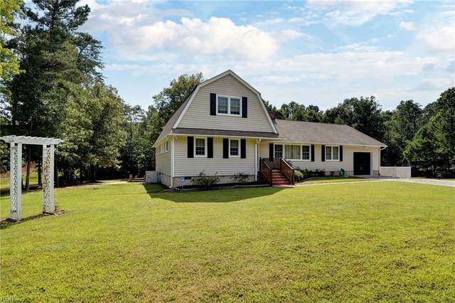 14401 Stage Rd, New Kent County, VA 23089 (#10401469) :: Atkinson Realty