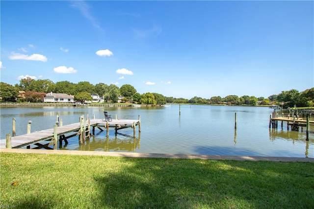 407 Elizabeth Lake Dr, Hampton, VA 23669 (#10401472) :: Verian Realty