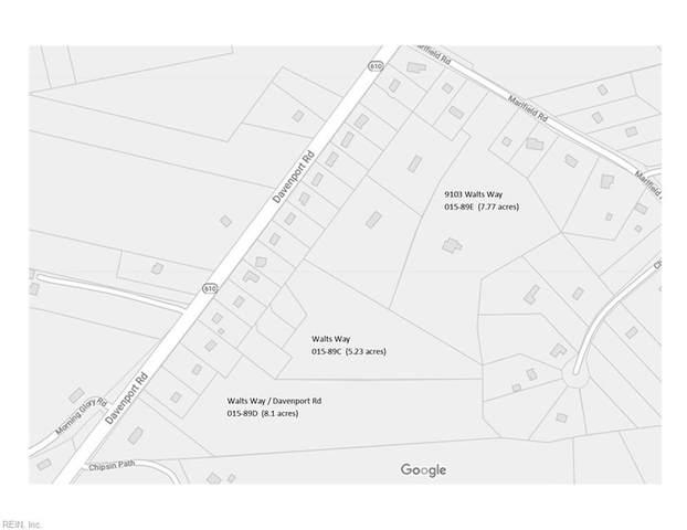 9187 Davenport Rd, Gloucester County, VA 23061 (#10401476) :: Abbitt Realty Co.