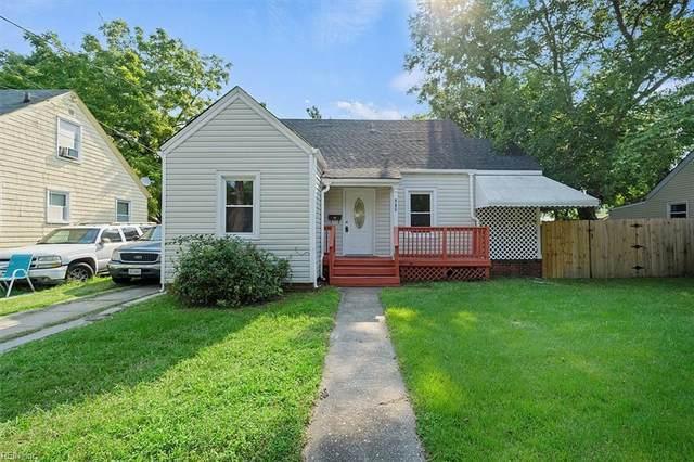209 Sandpiper Dr, Portsmouth, VA 23704 (#10401492) :: Rocket Real Estate