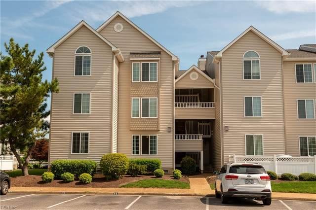 226 Dockside Dr A, Hampton, VA 23669 (#10401498) :: Austin James Realty LLC
